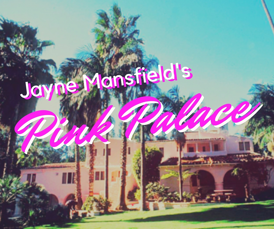 Classy 80 Jayne Mansfield Pink Palace Decorating Design