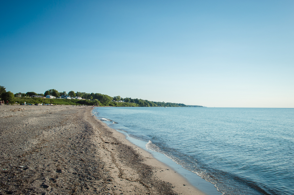 Things to Do in Ohio: Lake Erie in Conneaut, Ohio