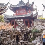 YU GARDEN & THE FIRST NIGHT IN SHANGHAI