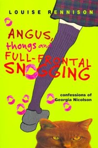 7 BEST BEACH READS FOR YOUR SUMMER VACATION - Angus, Thongs, and Full-Frontal Snogging by Louise Rennison
