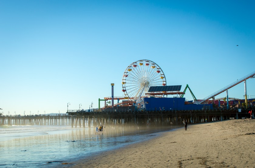 Los Angeles Beach Guide: Santa Monica Beach
