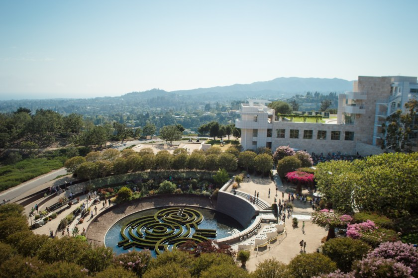 Museum Hack Tour of the Getty Center in Los Angeles, California