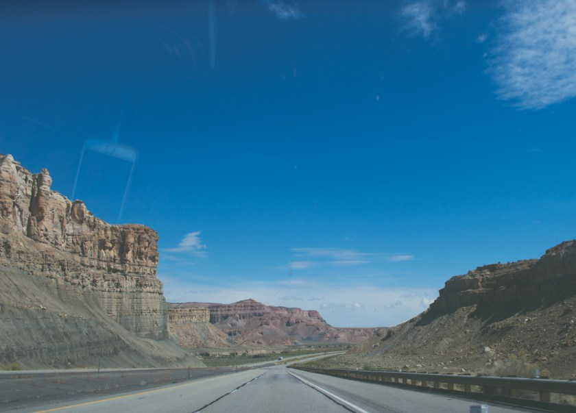 Driving Through Utah | Great American Road Trip | ColleenWelsch.com
