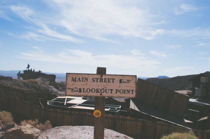 Visiting Calico Ghost Town in San Bernardino County, California