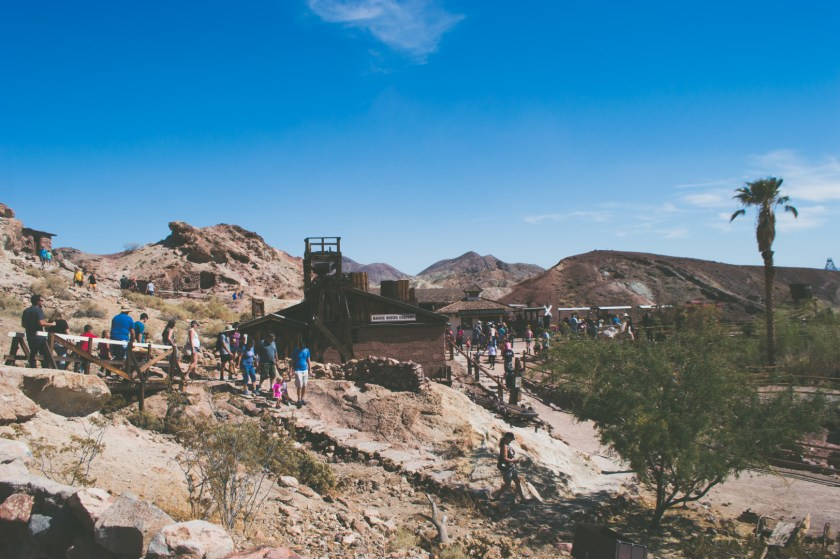 Visiting Calico Ghost Town in California | ColleenWelsch.com