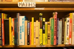 Maths texts