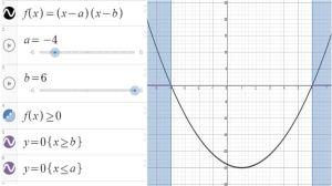 Quadratic Inequalities 2