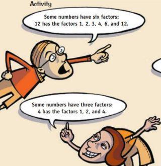 Factors nzmaths