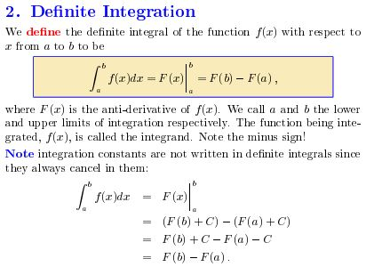 Integration notes University of Plymouth