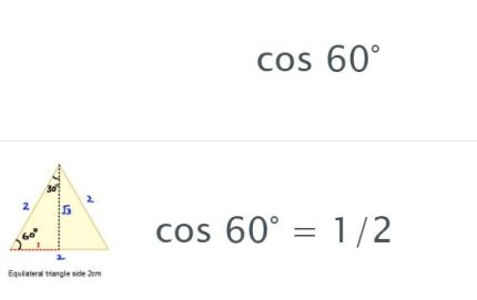 Quizlet common angles