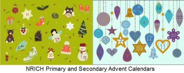 Nrich Calendars