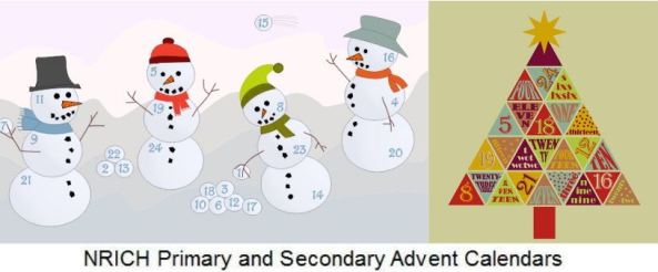 Nrich 2019 Advent