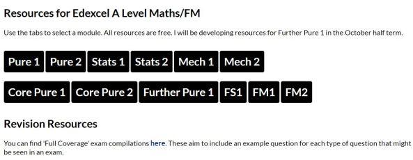 DrFrost Further Maths