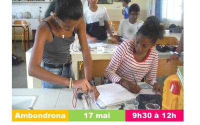 Journée portes ouvertes au collège Françoise Dolto