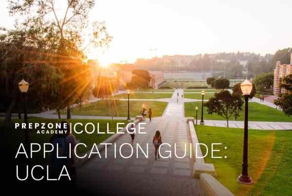 Application Guide - UCLA
