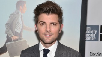 Taylor Swift Dissed Adam Scott & He's Still Embarrassed About It