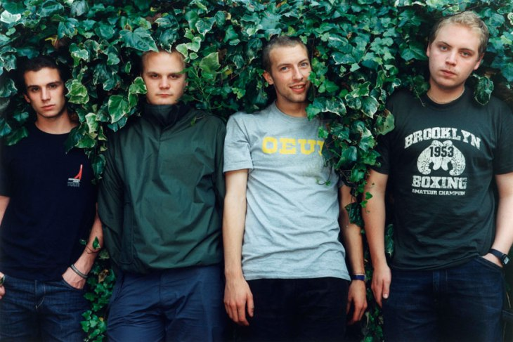 Coldplay Net Worth Band