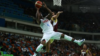 How to Watch USA Play France in Men's Basketball at the Olympics