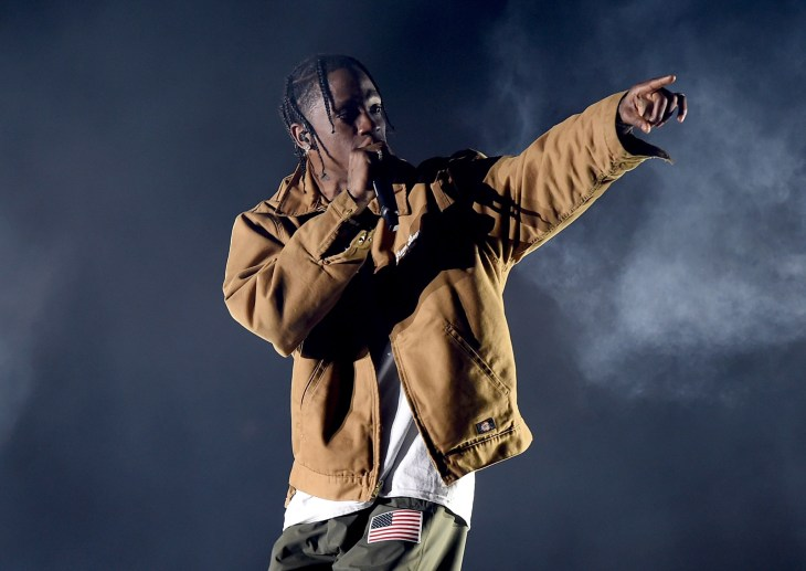 Travis Scott Coachella
