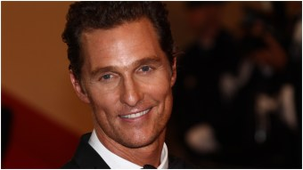 Umm … Matthew McConaughey Had a YouTube Channel Nobody Even Knew About