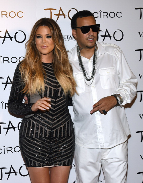Khloe Kardashian and French Montana Dated