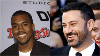 Kanye West Parodied HBO's New Show 'Westworld' on Jimmy Kimmel and It's Hilarious
