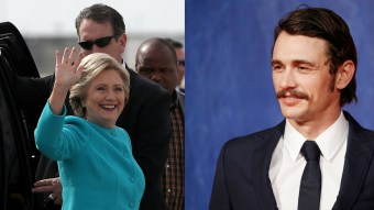 James Franco's Latest Instagram Post Proves That He's #WithHer