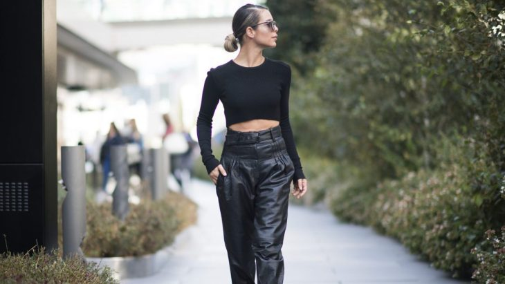 Fall Fashion Trends: Leather Pants