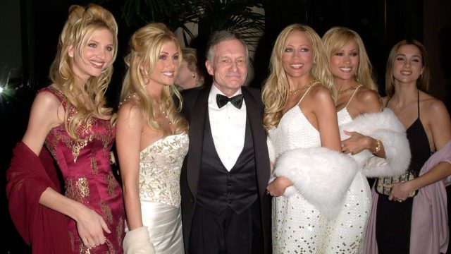 Hugh Hefner Death Rumor
