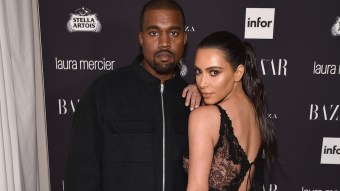 Kanye West Allegedly Skipped The Met Ball Over Kim's Unedited Bikini Pics