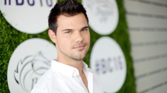 Taylor Lautner Is Hooking Up With His 'Scream Queens' Co-Star