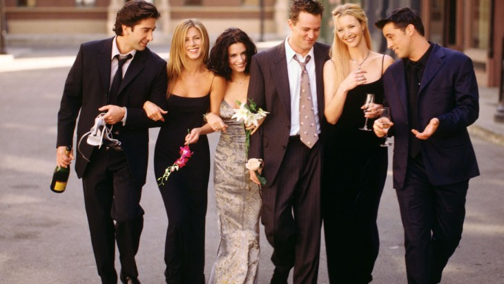 Friends Holiday Episodes