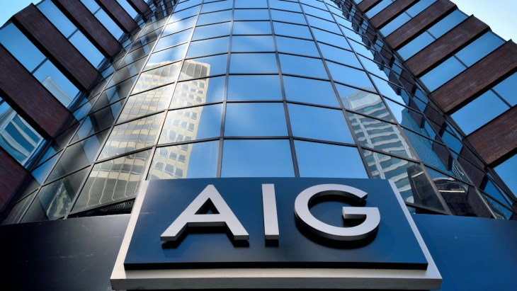 AIG Sexual Harassment