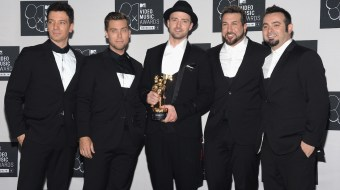 There's an NSYNC Reunion Coming & We're Freaking Out