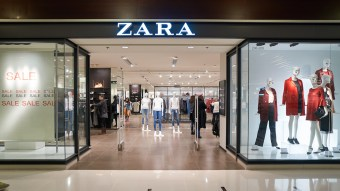 Zara Just Launched An Online Sizing Tool & It's Already Causing Controversy