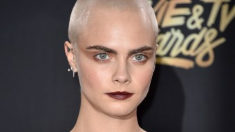 Cara Delevingne's Managers Did Not Want Her To Shave Her Head