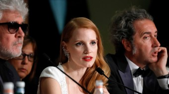 Jessica Chastain Responds To The Backlash Over That All-White Magazine Cover