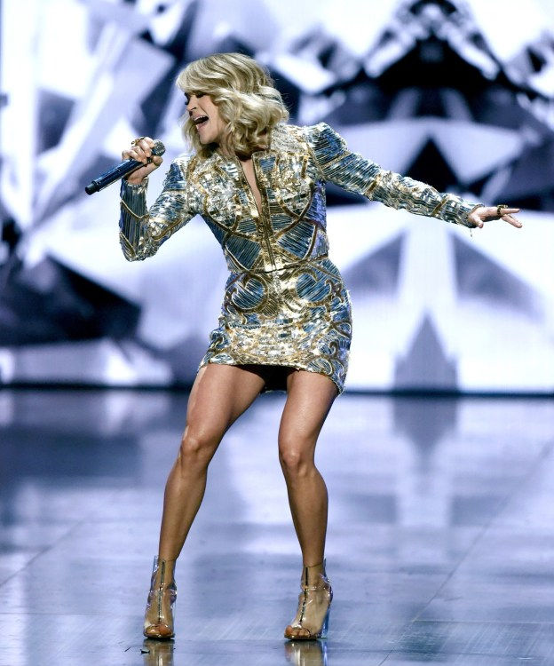 Carrie Underwood workout routine