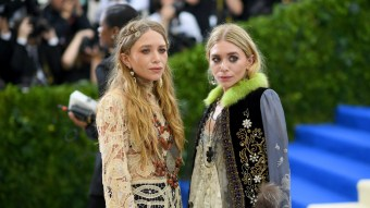 Mary-Kate & Ashley Olsen's Bridesmaid Dresses Are Very Unique