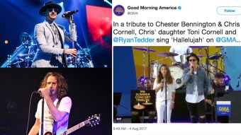WATCH: Chris Cornell's Daughter Performs Tribute For Her Dad & Chester Bennington On GMA