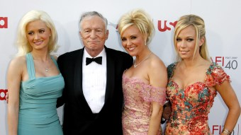 Hugh Hefner's Famous 'Girls Next Door' Are Breaking Their Silence After His Death