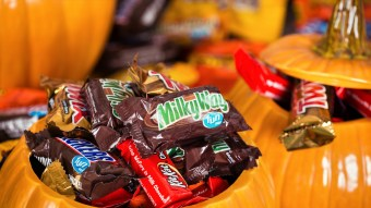 Top 10 Most & Least Popular Halloween Candies of 2020