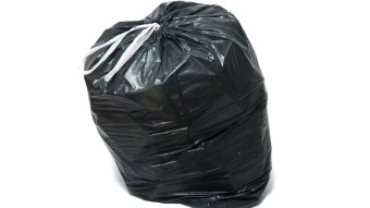 This $422 Trash Bag Would Make Oscar The Grouch Proud