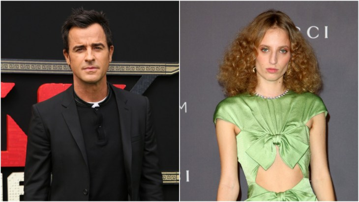 Justin Theroux Petra Collins