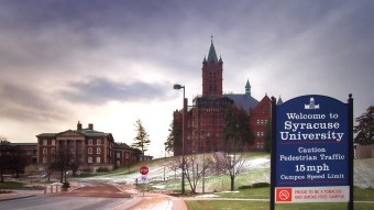 Syracuse University Suspend A Fraternity For A Racist, Homophobic & Anti-Semitic Video