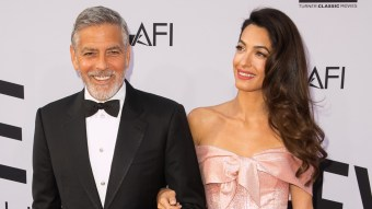 George Clooney Hospitalized After Scary Scooter Crash In Italy