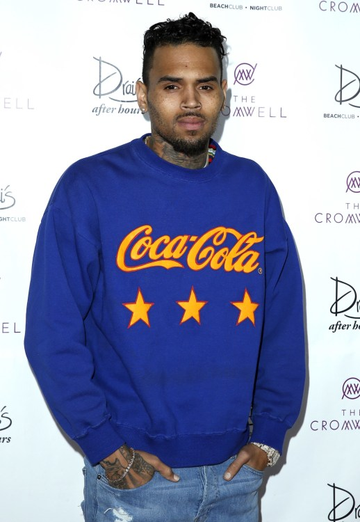 Chris Brown celebrating his birthday and dating history with Jordyn Woods