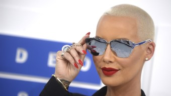 Amber Rose Drags Ex-Boyfriend Kanye West For Not Giving Her Credit For Being Sex Positive