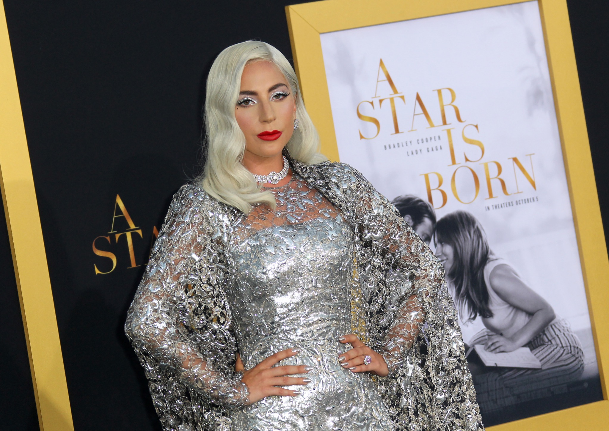 Lady now dating is gaga who What Really