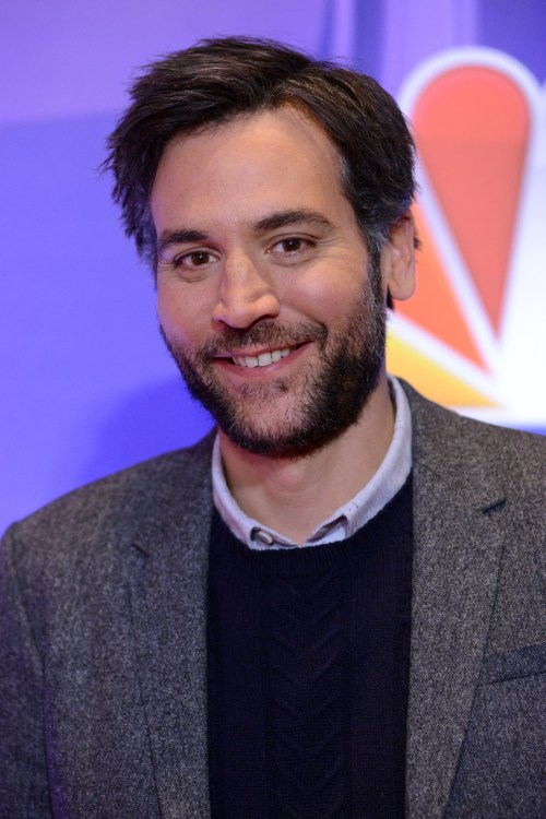 Josh Radnor at the 2018 NBC New York Midseason Press Junket